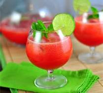 Tasty Tuesday--Watermelon Drink